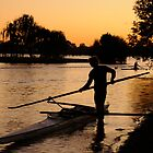 off to race Nagambie, Victoria by Nick GARRATT