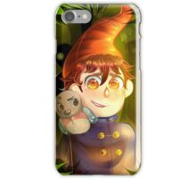In To The Unknown  iPhone Case/Skin