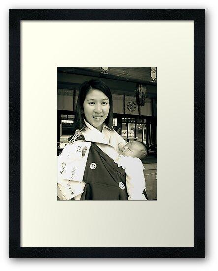 Proud Hitomi-san by Valerie Rosen
