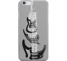 guitar warp iPhone Case/Skin