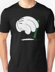 cocaine cartoon hands T-Shirt
