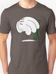 cocaine cartoon hands Unisex T-Shirt