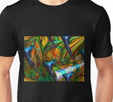 A Covey of Vortices Unisex T-Shirt