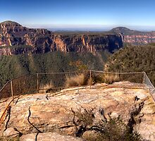 Anvil Rock Lookout by Terry Everson