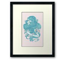 Hime Framed Print