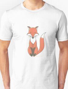 Simple Fox Unisex T-Shirt