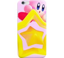 Kirby Double Star iPhone Case/Skin