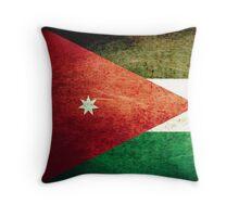 Jordan - Vintage Throw Pillow