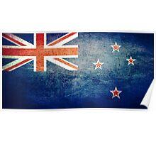 New Zealand - Vintage Poster