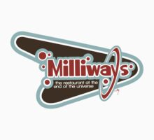 Milliways: the Restaurant at the End of the Universe One Piece - Short Sleeve