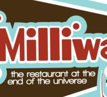 Milliways: the Restaurant at the End of the Universe Sticker