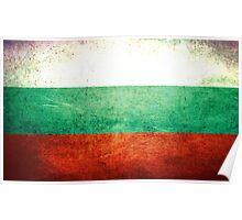Bulgaria - Vintage Poster