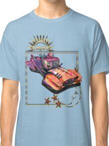 Future Travel .. space car Classic T-Shirt