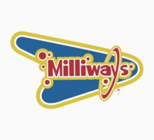 Milliways: the Restaurant at the End of the Universe One Piece - Long Sleeve