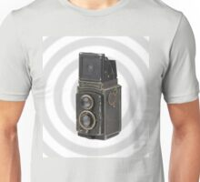 Dirty Old Camera I Unisex T-Shirt