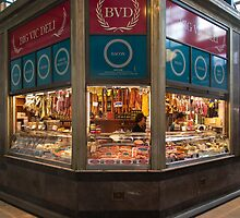 Big Vic Deli by Werner Padarin