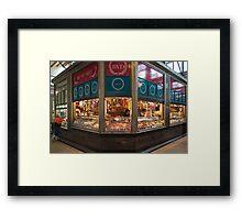 Big Vic Deli Framed Print