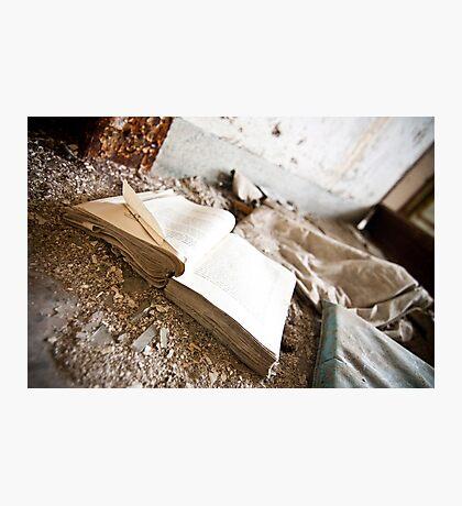 Books Photographic Print