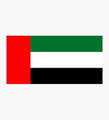 United Arab Emirates - Standard Photographic Print