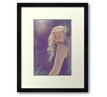 I Still Belong To No One Else Framed Print