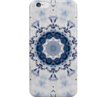 Azule Blue Abstract iPhone Case/Skin