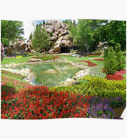 Epcot Flower & Garden Show 2010 Poster