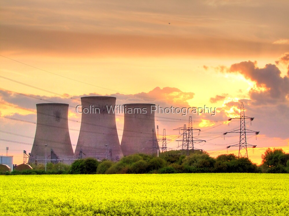 "Didcot ""Cathederal"" - HDR by Colin  Williams Photography"