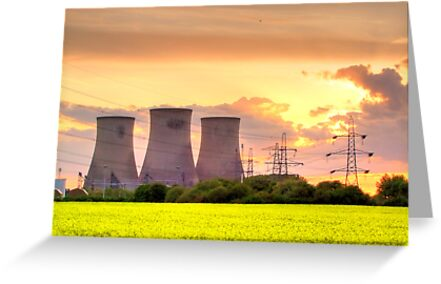 """Didcot """"Cathederal"""" - HDR by Colin  Williams Photography"""
