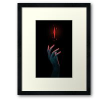 Shard of the abyss Framed Print