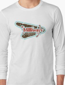 Milliways: the Restaurant at the End of the Universe Long Sleeve T-Shirt