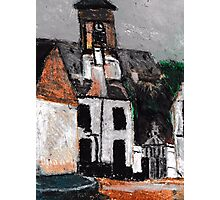 Paris Church(after Utrillo) Photographic Print