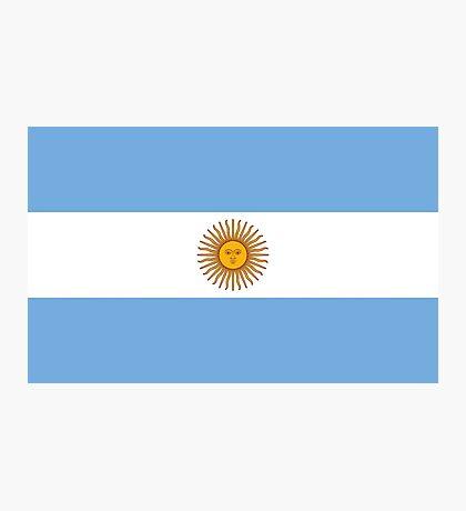 Argentina - Standard Photographic Print