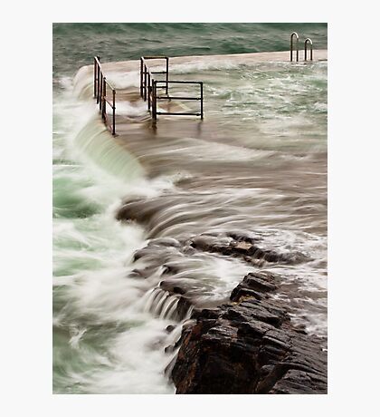 Tidal Pool #1 Photographic Print