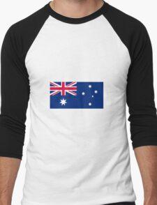 Australia - Standard Men's Baseball ¾ T-Shirt