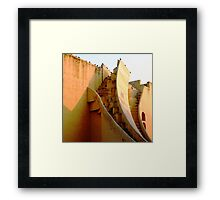 Targeting the Constellations  Framed Print