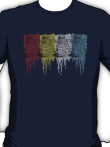 color dalek T-Shirt