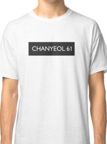 chanyeol 61 Classic T-Shirt