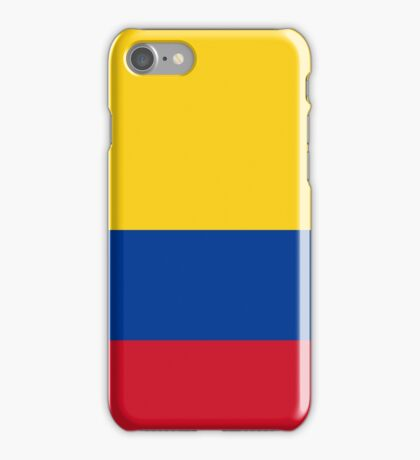 Colombia - Standard iPhone Case/Skin