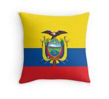 Ecuador - Standard Throw Pillow