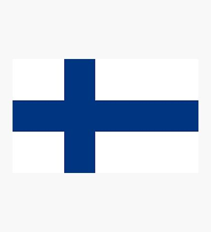Finland - Standard Photographic Print