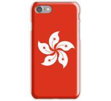 Hong Kong - Standard iPhone Case/Skin
