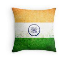 India - Vintage Throw Pillow