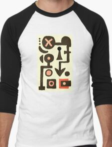 a pawn in the puzzle Men's Baseball ¾ T-Shirt