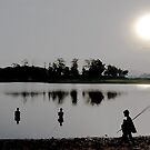 The Light and the Fishermen by Mukesh Srivastava