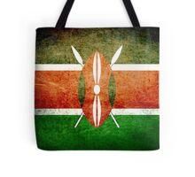 Kenya - Vintage Tote Bag