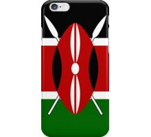 Kenya - Standard iPhone Case/Skin