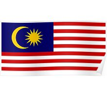 Malaysia - Standard Poster