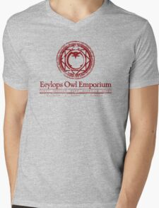 Eeylops Owl Emporium in Red T-Shirt