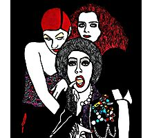 Rocky Horror Picture Show Photographic Print