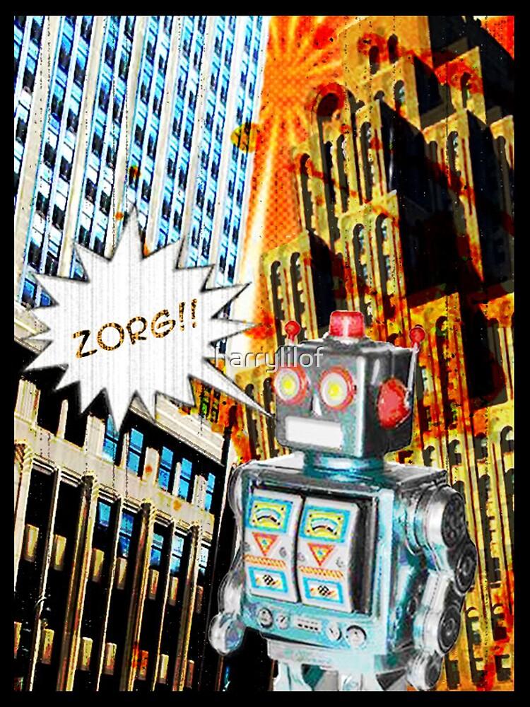 robotic by harrylilof